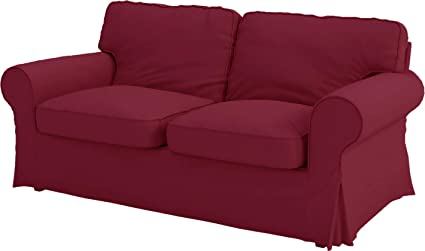 custom slipcover replacement ektorp 2 seater sofa bed cover replacement is made to measure for ikea ektorp 2 seater sleeper alone high quality sofa