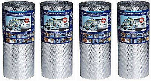 Reflectix BP24025 24-inch 25-Feet Bubble Pack Insulation (4)