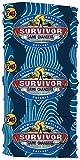CBS Survivor 34 Game Changers Buff-Nuku Tribe-Blue