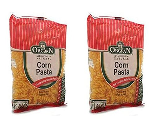 (2 PACK) - Orgran Corn Spirals Pasta| 250 g |2 PACK - SUPER SAVER - SAVE MONEY