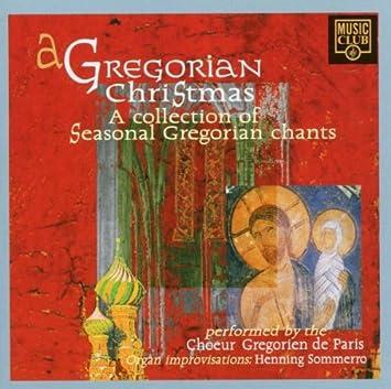 Gregorian Christmas Chants.Gregorian Christmas