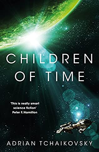 book cover of Children of Time