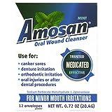 Amosan Oral Antiseptic Rinse
