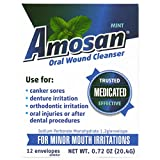 Best Antiseptic Mouthwashes - Amosan Oral Antiseptic Rinse Review