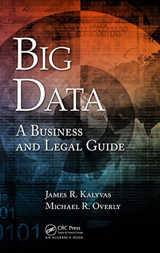 Big Data: A Business and Legal Guide Pdf