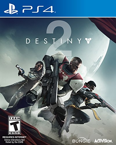Destiny 2 - PlayStation 4 Standard (Fun 4 The Brain.com)