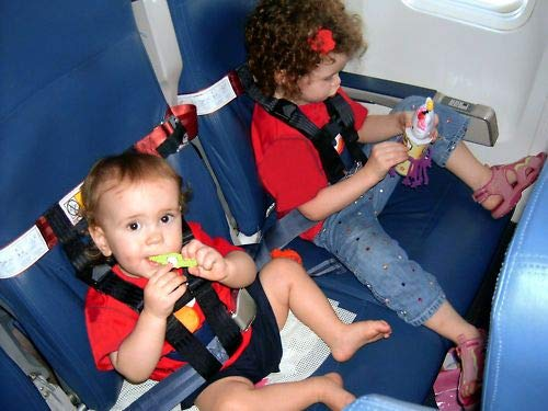 Child Airplane Travel Harness - Cares Safety Restraint System - The Travel Harness Safety System Will Protect Your Child from Dangerous - Black by CVFOX (Image #4)