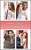 Harlequin Romance July 2020 Box Set