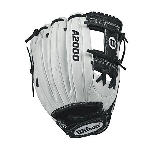 Wilson A2000 H1175 White/Gray, 11.75