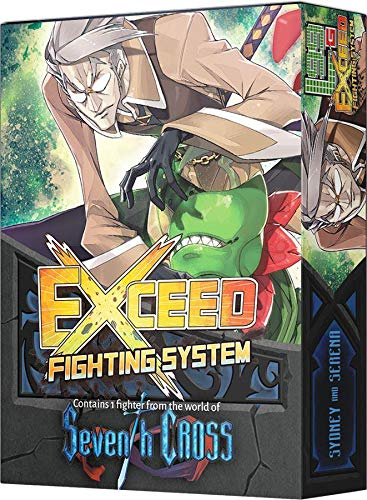 Exceed Seventh Cross Sydney & Serena Game