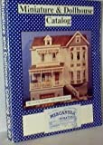 img - for Miniature & Dollhouse Catalog: From Our House for Your House, with Price List Booklet book / textbook / text book