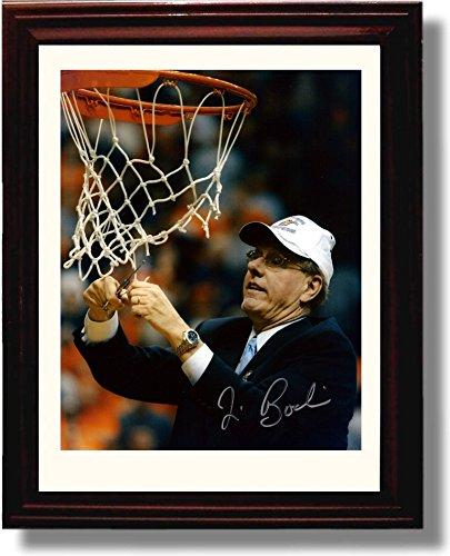 Framed Syracuse Jim Boeheim