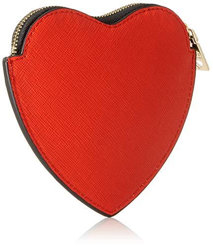 Love Portafogli Women's Rosso Bag Pu Moschino Organiser Red Eqr5npExw
