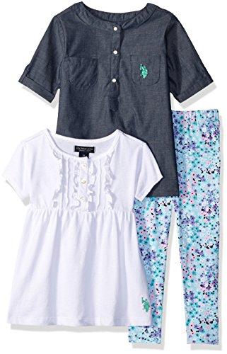 U.S. Polo Assn. Little Girls