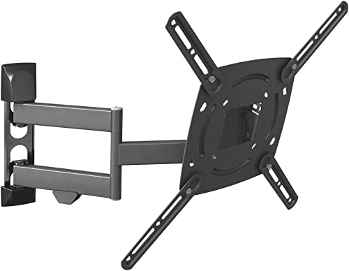 Barkan TV Wall Mount, 29-65 inch Full Motion Articulating – 4 Movement Bracket, Holds up to 77 lbs, 10 Year Warranty, Fits LED OLED LCD