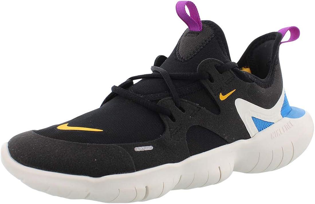 Kids Nike Boys Free RN 5.0 Canvas Low