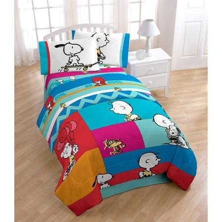 Snoopy Bedding Set Full
