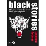 Black Stories - Juego de Mesa, edición Misterio (Gen-X Games ...
