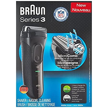 Braun Black Box Male Shaver