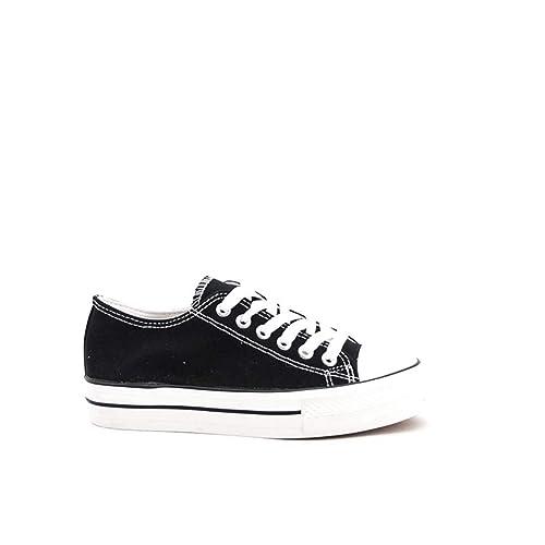 JOIA - Zapatillas de Deporte de Lona Mujer: Amazon.es: Zapatos y complementos