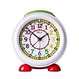 EasyRead Time Teacher Children's Alarm Clock with Night Light, 24-Hour Rainbow Clock Face