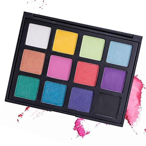 Cosmetic Matte Eyeshadow, Cream Eye Shadow Makeup Palette Sh