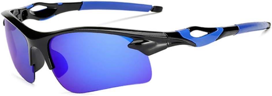 24 JOYAS Gafas de Sol Deportivas Polarizadas Fotocromáticas con Funda y Gamuza Ideales para Ciclismo (Azul): Amazon.es: Deportes y aire libre