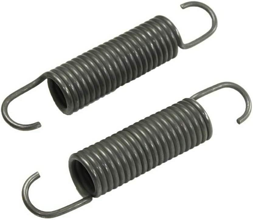 2pcs 280159 Washing Machine Spring for Whirlpool WFW8300SW00 Whirlpool WFW8300SW0 Washer Tension Spring 18.8x3x16.2cm