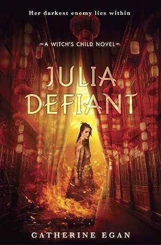 book cover of Julia Defiant
