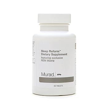 Amazon.com: Murad Murad Dormir reforma Suplemento dietético ...