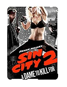 Ellent Design Sin City A Dame To Kill For Poster Case Cover For Ipad 2/3/4 For New Year's Day's Gift