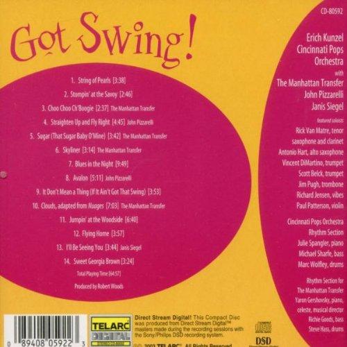Got Swing! by Umgd/Telarc