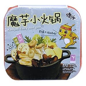 魔芋 懒人火锅 趣味火锅 方便随身锅 Instant Hot Pot Comdiment (Vegetable oil) -kONJAK 290g