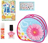 Aikatsu ! Eye cutlet cosmetics Flower Pouch Coffret