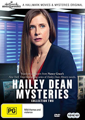 Hailey Dean Mysteries - 3 Film Collection Two (2+2=Murder/A Marriage Made for Murder/A Will to -