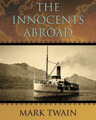 Book cover for The Innocents Abroad