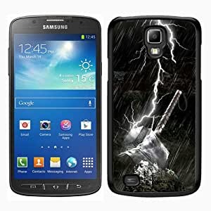 Lovely And Unique Designed Case For Samsung Galaxy S4 Active i9295 With Thor 51 Black Phone Case