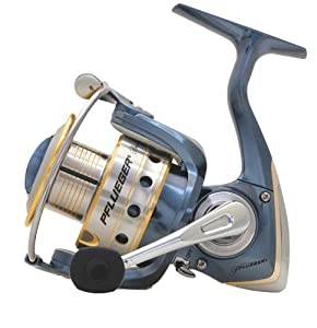 Pflueger president spinning reel spinning for Amazon fishing rods and reels