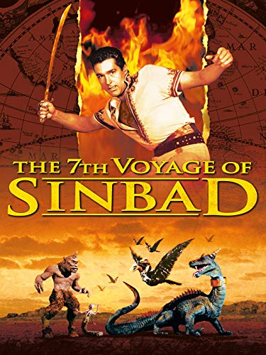 7th Voyage Of Sinbad, The (Best Green Screen Effects)