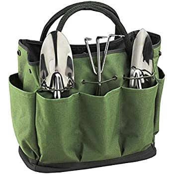 Attrayant Picnic At Ascot Eco Garden Tote With Tools, Eco Green