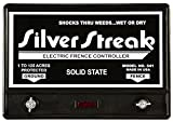 Silver Streak 541 20 Mile Solid State Electric Fence Charger / Free Lightning Diverter