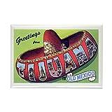 "CafePress - Tijuana Mexico Greetings - Rectangle Magnet, 2""x3"" Refrigerator Magnet offers"