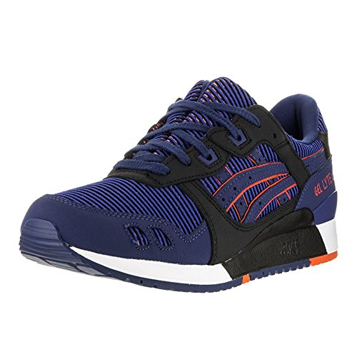 Herren Sneaker Asics Gel Blue III Orange Lyte Print Sneakers Cd46xPw