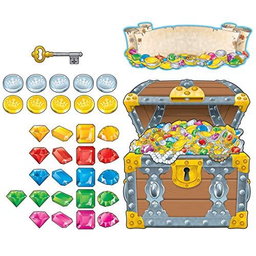 Carson Dellosa Big Treasure Chest Bulletin Board Set