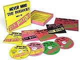 (The 40th ΑΝΝΙVΕRSΑRΥ of) ΝΕVΕR ΜΙΝD ΤΗΕ ΒΟLLΟCΚS, ΗΕRΕ'S ΤΗΕ SΕΧ ΡΙSΤΟLS. Deluxe Edition 3CD/DVD-Video / European Edition