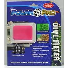 GoPro Dive Housing Magenta Filter for Hero 1 & 2 Cameras -Color correcting filter for New Dive housing