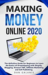 Become a Famous Blogger, Manage an Online Store on Shopify, Publish Your Work on Kindle and Make Money from the Comfort of Your Home!                               Do you want to earn a fortune as a successful blogger?        ...