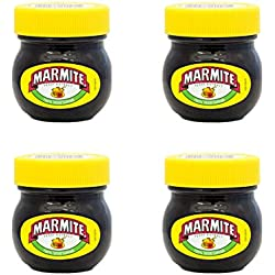 Marmite 70g - Pack of 4 | Certified Kosher | Halal Food Authority Approved