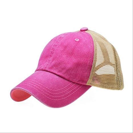 XBQMHBC Gorra de béisbol de los Hombres Simples Imprimir Sombreros ...
