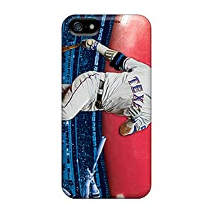 Awesome Texas Rangers Flip Cases With Fashion Design For Iphone 5/5s